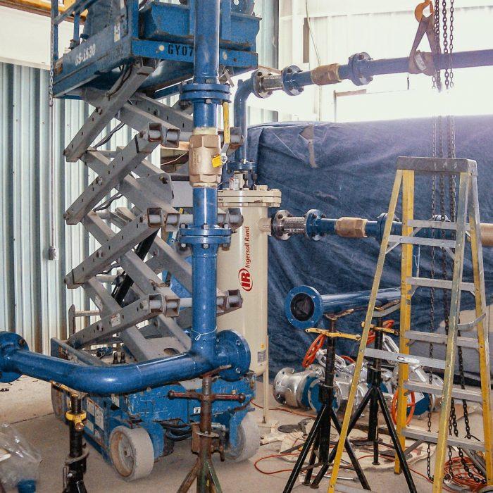 Industrial Construction 1